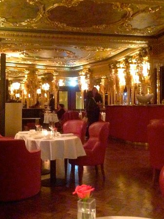 Cafe Royal Hotel: special bar/dining room