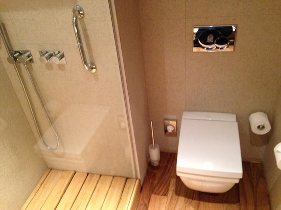 Holiday Inn Tbilisi: Bathroom