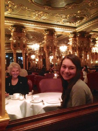 Cafe Royal Hotel: original bar/ dining room