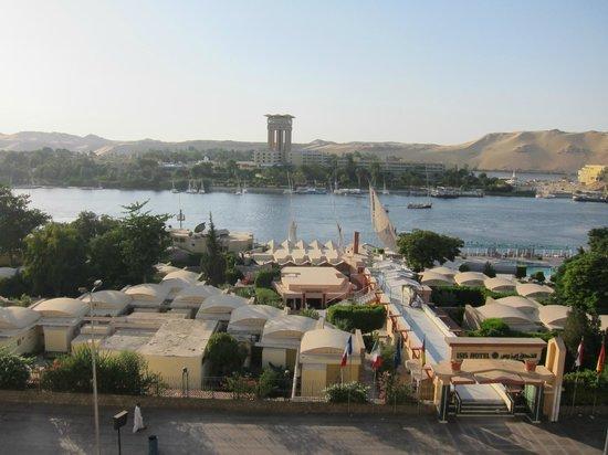 El Salam Hotel : Million $$$ views of Nile & Mövenpick