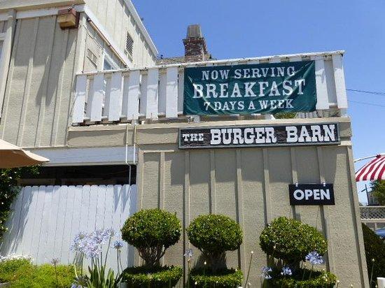 The Burger Barn: Burger Barn