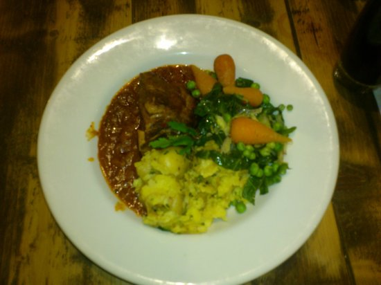 The Packe Arms: slow cooked lamb100378586 100378645100378668
