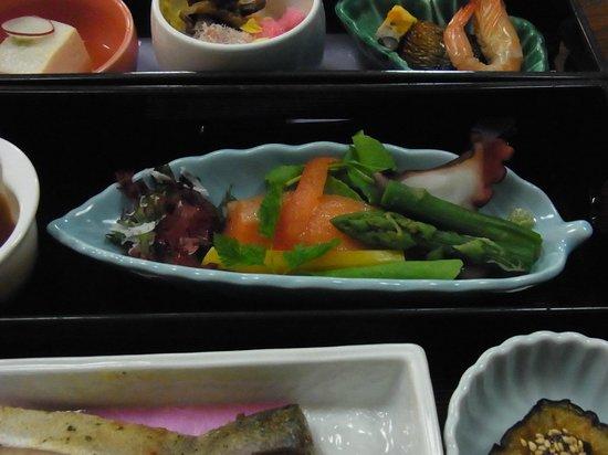 Himeyado Hanakazashi: 夕食