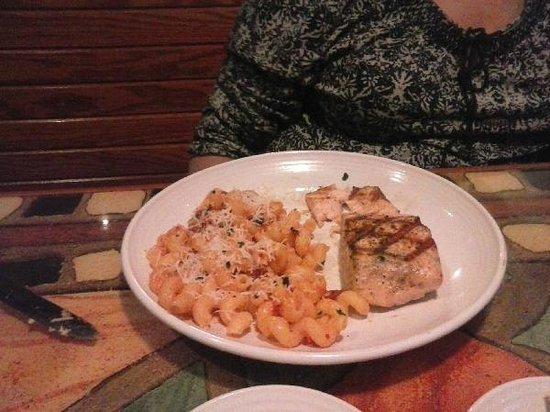 Carrabba's Italian Grill: Grilled Salmon