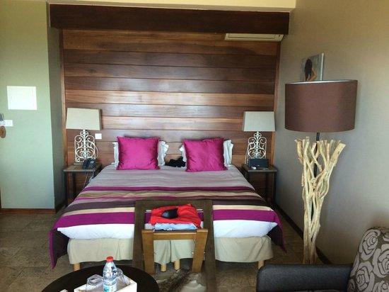 Diana Dea Lodge : chambre