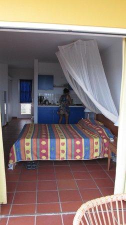 Chogogo Resort: la habitación desde el balcón