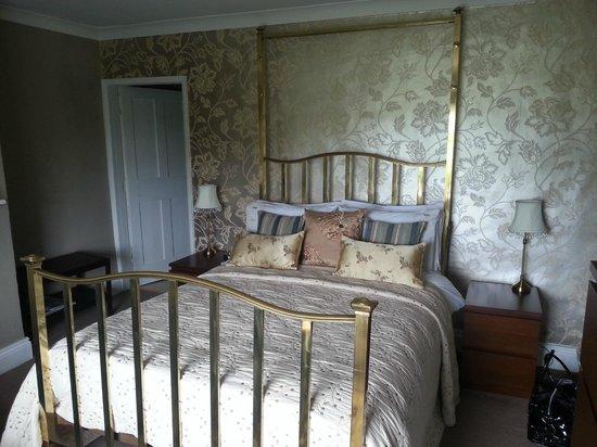 St Quintin Arms Inn: Our room