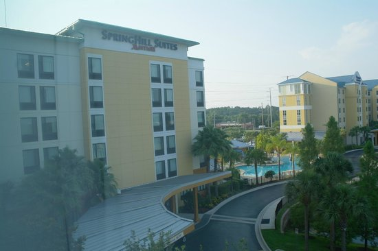 SpringHill Suites by Marriott Orlando at SeaWorld: Exterior hotel