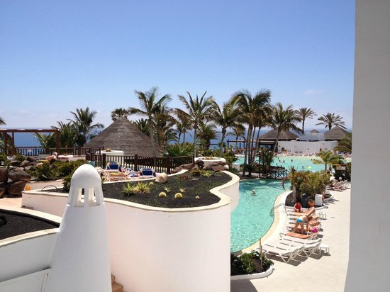 Fuerteventura Princess: Pool Area