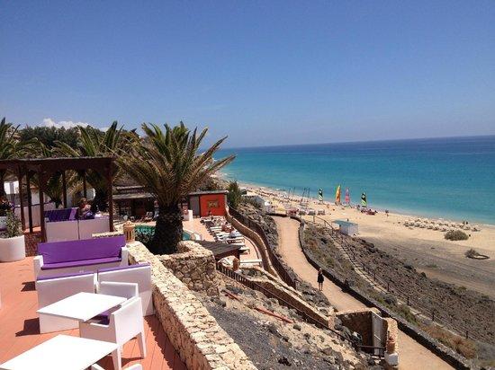 Fuerteventura Princess: Views From Pool Area Over Beach