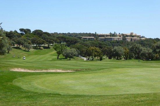 Hapimag Resort Mas Nou: Lage im Golfplatz