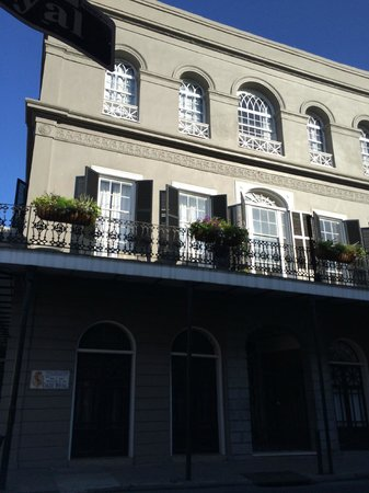 Courtyard by Marriott New Orleans Downtown Near the French Quarter: The site of Madame LaLaurie's home