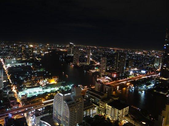lebua at State Tower: Vista
