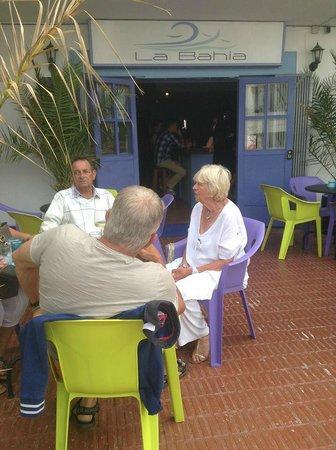 La Bahía: My Family at the lovely La Bahia