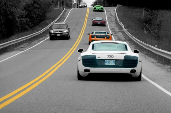 GTA Exotics : The most expensive convoy in Canada