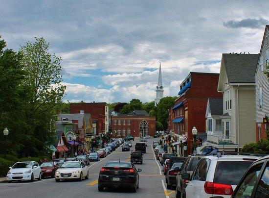 High Street Historic District : Main Street