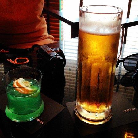 Le Meridien Angkor: Bar