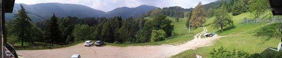 Rifugio Monte Baldo: Panorama