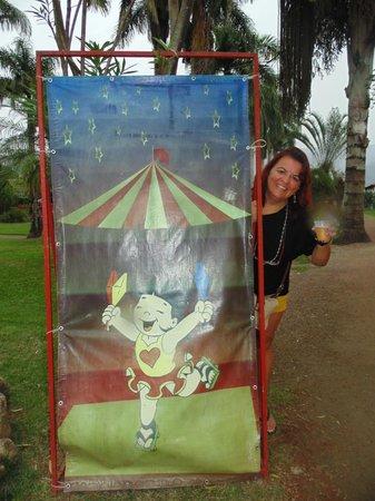Itaguai, RJ : Até circo tem para a garotada de todas idades