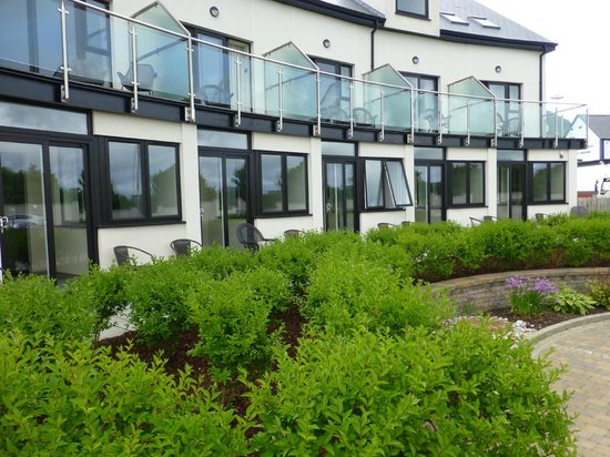Strandhill Lodge and Suites Hotel: les chambres