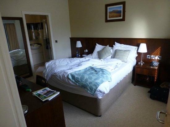 Strandhill Lodge and Suites Hotel: La chambre de la suite