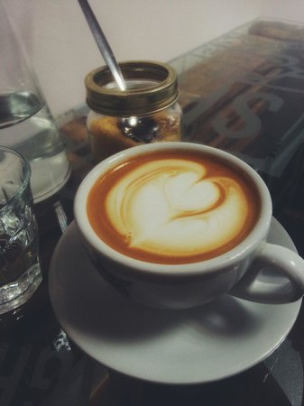 Spring Espresso : latte~