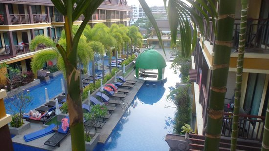 Diamond Cottage Resort & Spa : Pool