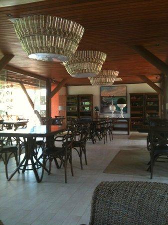 Pousada Triboju: Restaurante