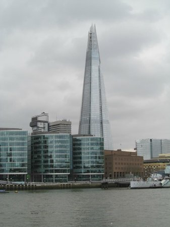 Thames River: The Shard from the Thames
