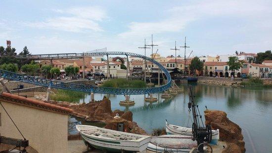 PortAventura : Furious Baco