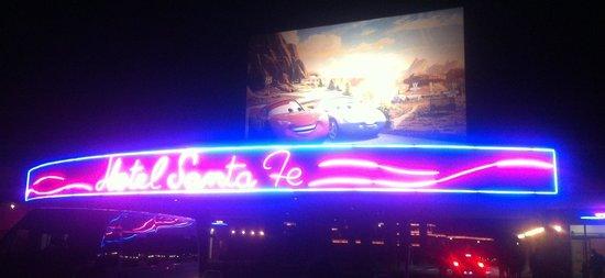 Disney's Hotel Santa Fe : Hotel Santa Fe