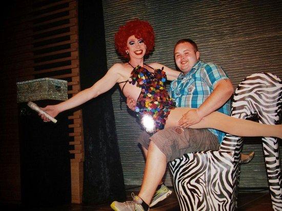 Blackpool Bar : Roxy tart :)