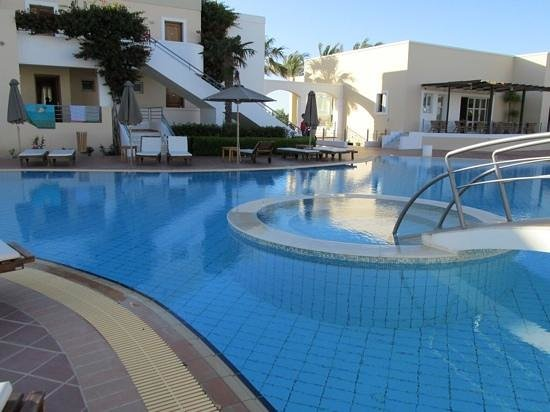 Pelagos Suites Hotel: one of the 3 pools