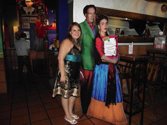 El Mexico de Frida : Frida y Diego te reciben