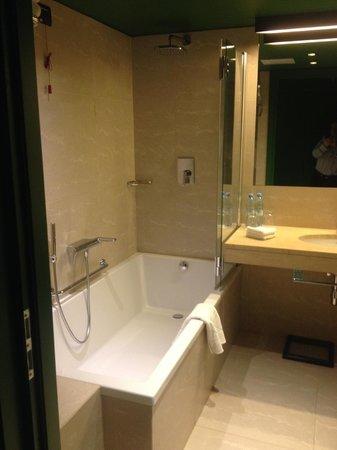 Domina St.Petersburg: Bathroom