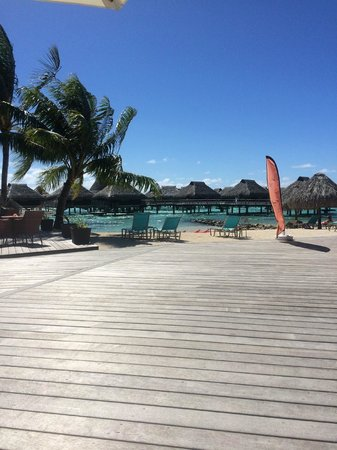 Hilton Moorea Lagoon Resort & Spa : pool