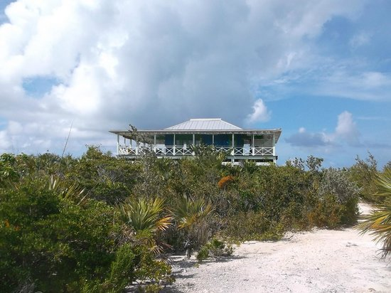 Pigeon Cay Beach Club: Pigeon Cay Boat House