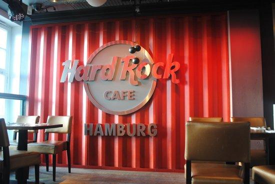 Rock Cafe St Pauli Hamburg