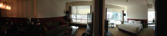 Le Meridien Bangkok: Great room