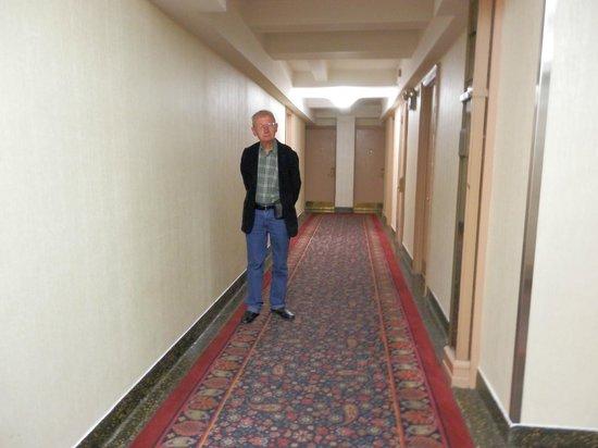 Hotel Edison Times Square: corredores