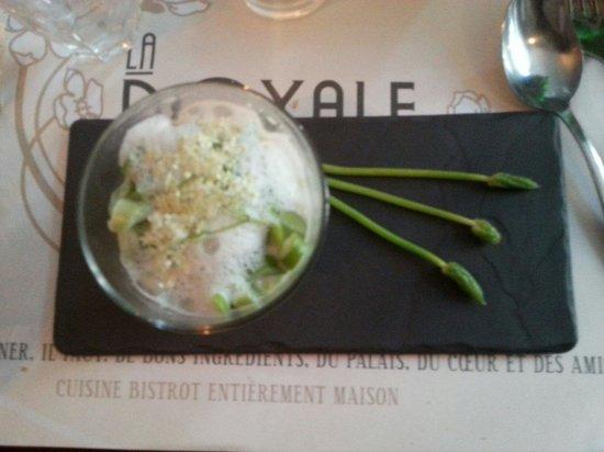La Royale : Foie gras maison