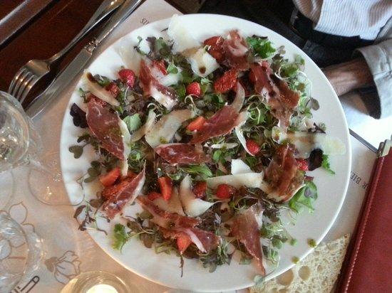 La Royale : Salade fraîcheur