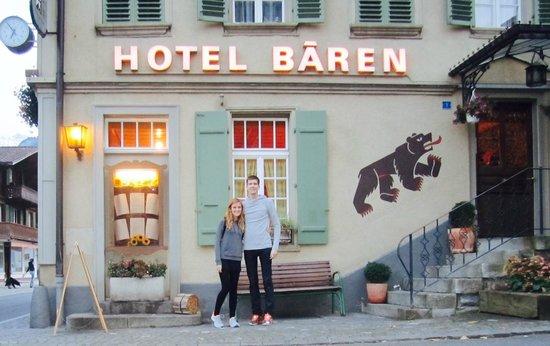 Hotel Bären: Hoten Baren
