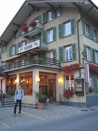 Hotel Bären: Hotel Baren