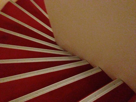 InterContinental Paris-Avenue Marceau : The Only Stairs