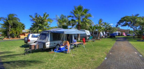 camping site picture of ingenia holidays hervey bay. Black Bedroom Furniture Sets. Home Design Ideas