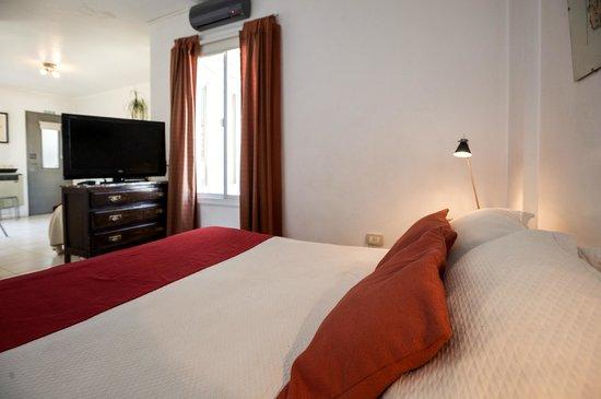 Modigliani Art & Design Suites Mendoza: Vista hacia entrada