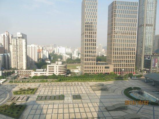 Jianguo Hotel: 部屋からの眺め