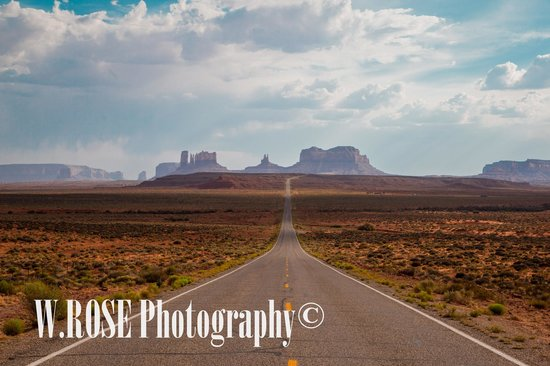 Monument Valley Navajo Tribal Park: forrest gump? ;-)