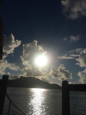 Le Meridien Bora Bora: room